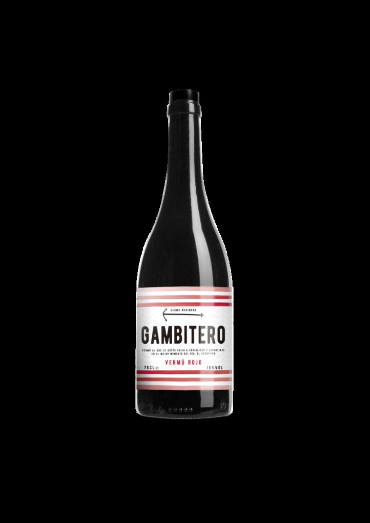 botella gambitero